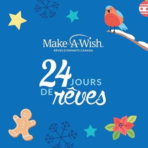 24 jours de rêve Québec